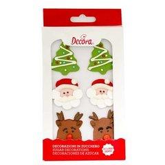 Kerst Sprinkles & Eetbare Decoraties