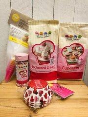 Moederdag Cupcake Pakket II €19,09