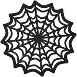 Wilton Large Doilies Spider Web pk/10_