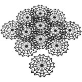 Wilton Mini Doilies Spider Web pk/12_