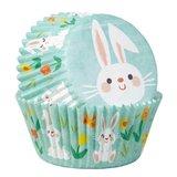 Wilton Baking Cups Easter Bunny pk/75_