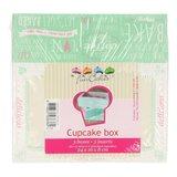 FunCakes Cupcake Doosje -Quotes- 24x16cm + insert pk/3_