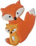 Birkmann Pair of Foxes Frieda & Filu 10cm_