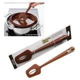 Silikomart Chocolade Spatel Thermometer 32cm_