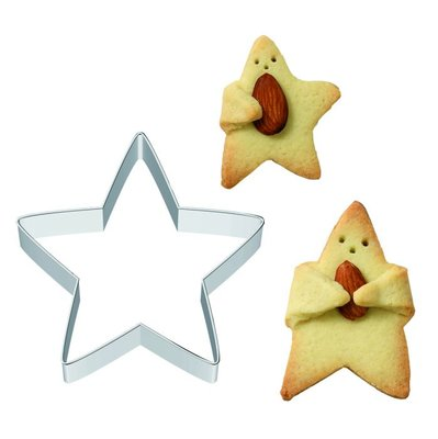 Birkmann Cuddle Cookie Star 5 Points 9cm