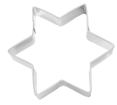 Birkmann Star Cookie Cutter 10cm