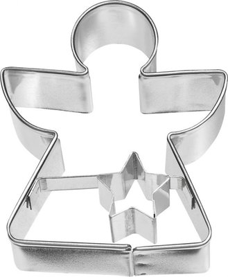 Birkmann Angel Geometric cookie cutter 6cm