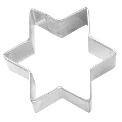 Birkmann Star Cookie Cutter 8cm