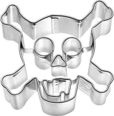 Birkmann Pirtate Skull Cookie Cutter 7cm