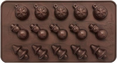 Birkmann Christmas Praline and Chocolate Moulds