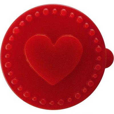 Birkmann Mini Heart Cookie Stamp Ø 5 cm