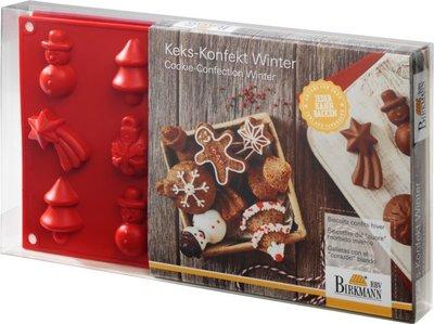 Birkmann Christmas Chocolate & Cookie Confection Mould Set/2