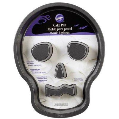 Wilton Skull Tube Pan