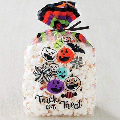 Wilton Treat Bag Trick or Treat pk/20