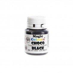 Magic Colours Poeder Chocolade Kleurstof Zwart 5g