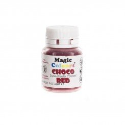 Magic Colours Poeder Chocolade Kleurstof Rood 5g