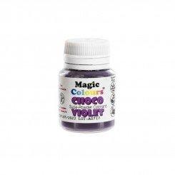 Magic Colours Poeder Chocolade Kleurstof Violet 5g