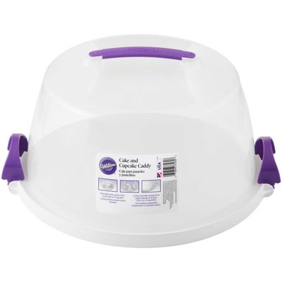 Wilton Round Caddy With Reversible Base