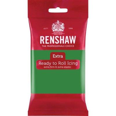 Renshaw Rolfondant Extra 250g - Green