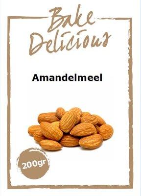 Bake Delicious Amandelmeel 200g
