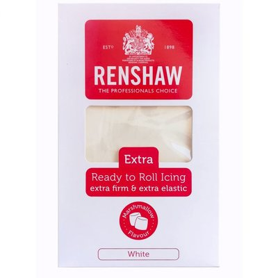 Renshaw Extra White- Marshmallow-1 kg