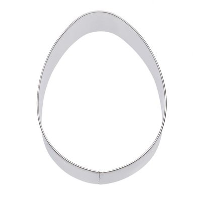 Birkmann Cookie Cutter Egg 8cm