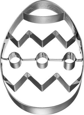 Birkmann Egg Cookie Cutter 8cm