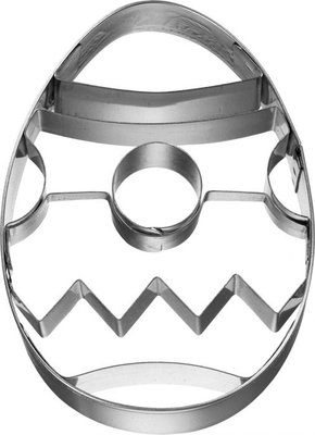 Birkmann Egg int det. Cookie Cutter 8cm
