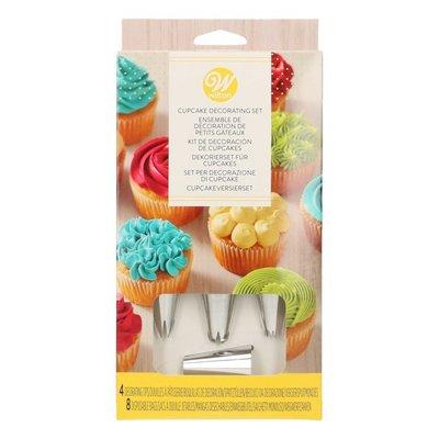 Wilton Cupcake Decoratie Set/12