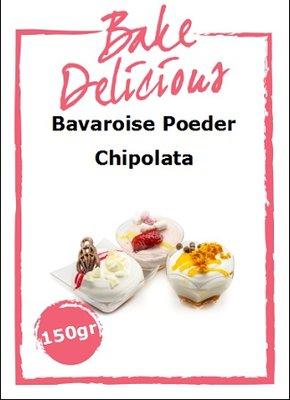 Bake Delicious Bavaroise Poeder Chipolata 150g