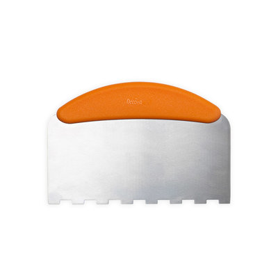 Decora Spatula RVS Serrated Blade 22.5 cm
