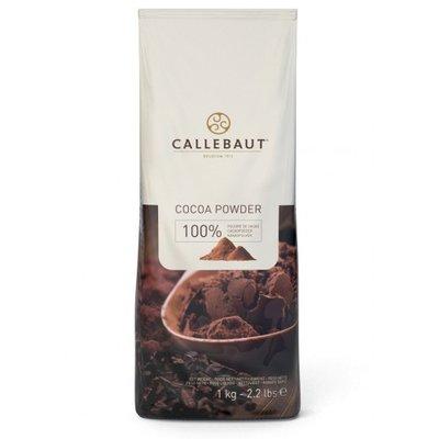 Callebaut Cacaopoeder (100%) - 1kg