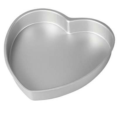 Wilton Decorator Preferred® Heart Pan 15x5cm