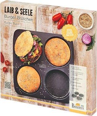 Birkmann Hamburger Broodjes Bakvorm 28 x 28cm