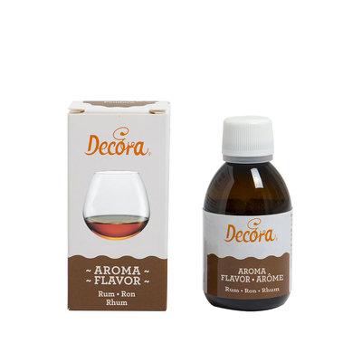 Decora Rum Natuurlijke Smaakstof 50gr