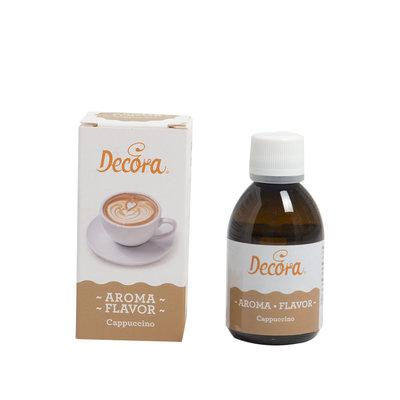 Decora Cappuccino Natuurlijke Smaakstof 50gr