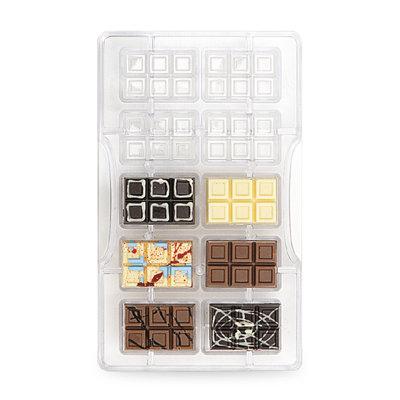 Decora mini repen-tabletten chocolade mal