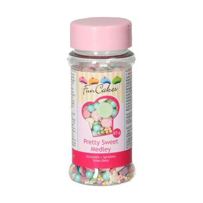 FunCakes Sprinkle Medley -Pretty Sweet- 65g