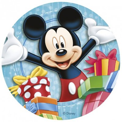 Dekora Mickey & Friends Cake Decoration Disc 20cm