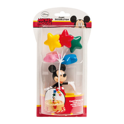Dekora Taartdecoratie Set Mickey Mouse