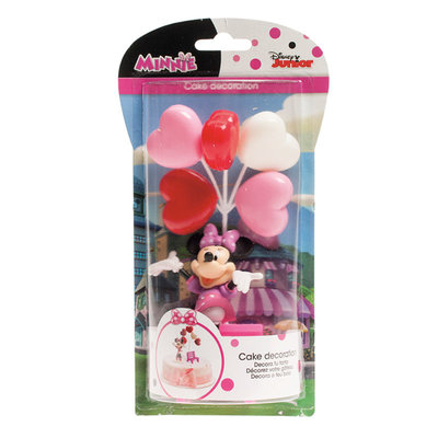 Dekora Taartdecoratie Set Minnie Mouse