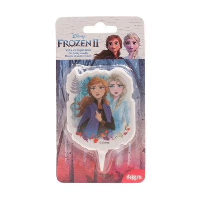 Dekora Birthday Candle Frozen 7,5cm