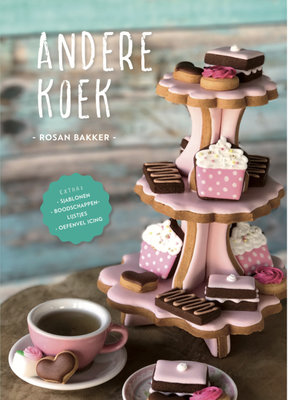 Boek Andere Koek - Rosan Bakker