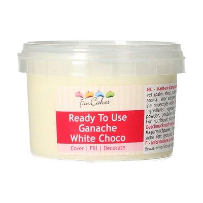 FunCakes Ready To Use Ganache White Choco 260g