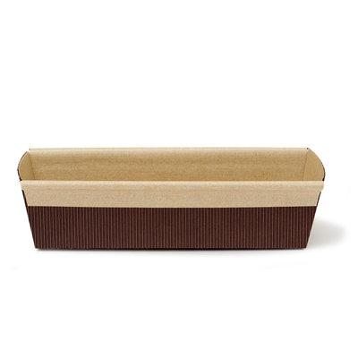 Decora Baking Paper Loaf Pans 5/st 22,7 X H 6,5 CM