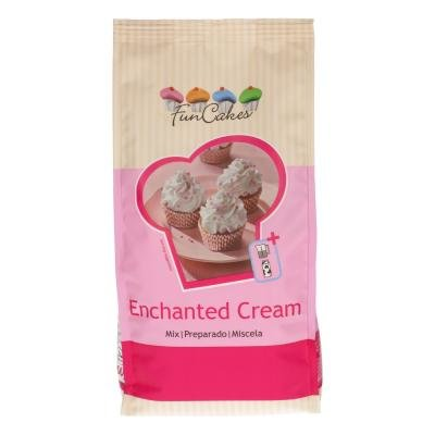 FunCakes Mix For Enchanted Cream 900gr
