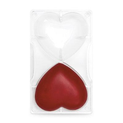 Decora Chocolat Hearts Mold Large 91,5 x 101 x 20 h mm