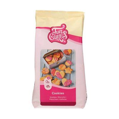 FunCakes Mix Voor Cookies 500g