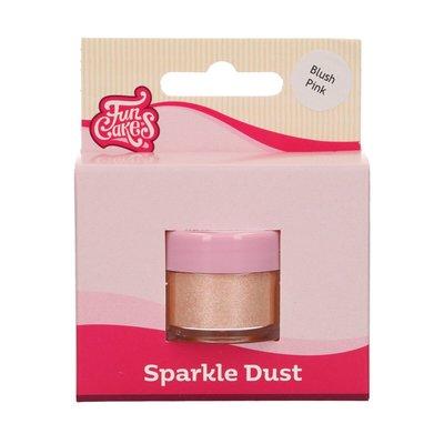 FunCakes Sparkle Dust Blush Pink