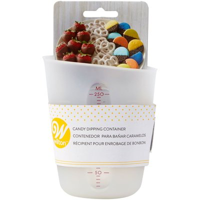 Wilton Candy Melts Dipping Container